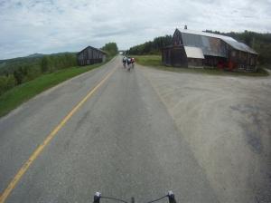 Charlevoix Cyclo Sportive - 2011-06-05